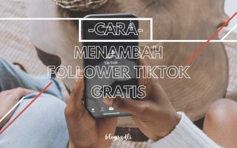 cara menaikan follower twitter